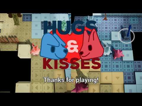 bpb game jam 2018 - Hugs & Kisses