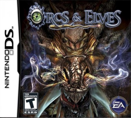 Orcs and Elves cover