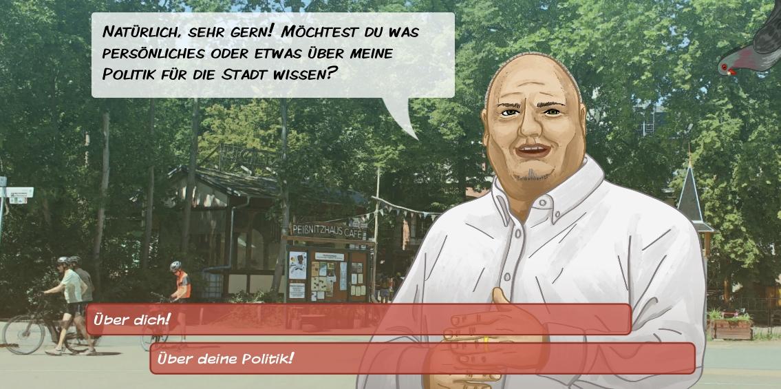 Dating spiel Deutsch
